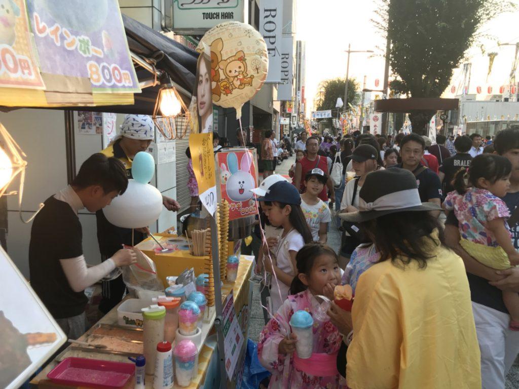 2018_08_04水戸黄門祭り