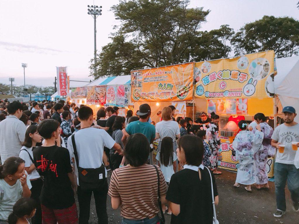 2018年8月12日東海村花火大会