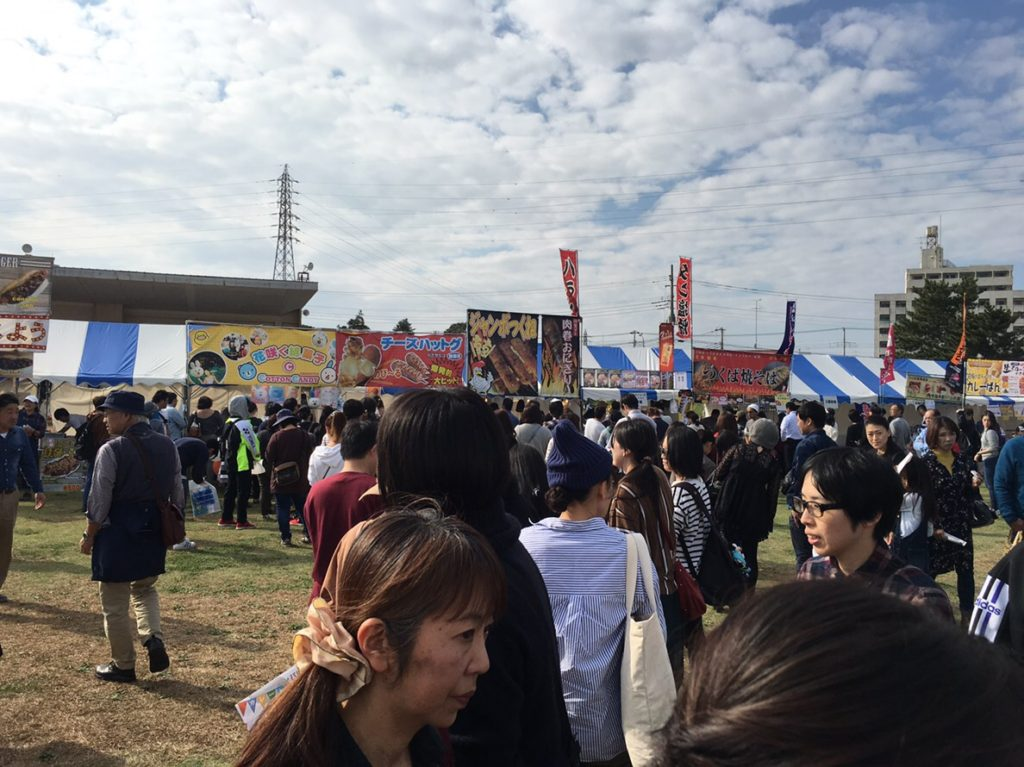 2018年11月11日土浦カレー大会